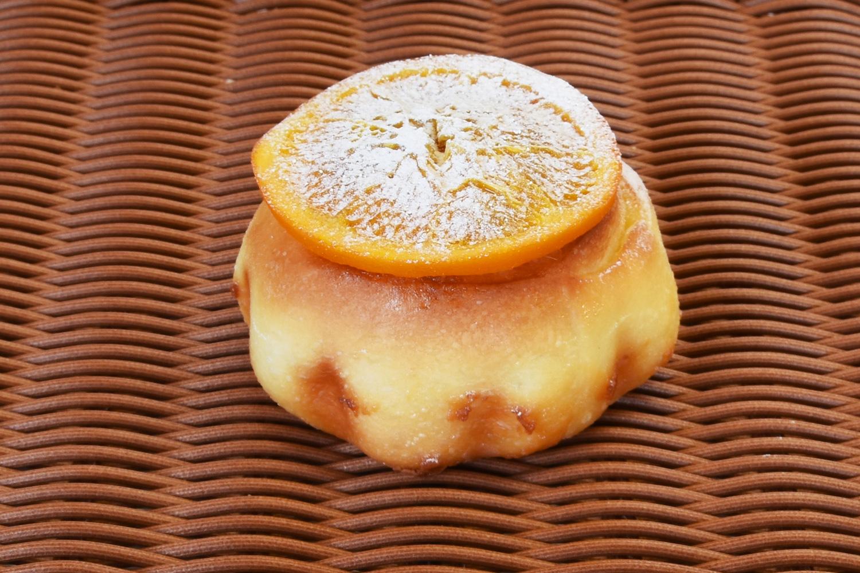 オレンジミルキーロール