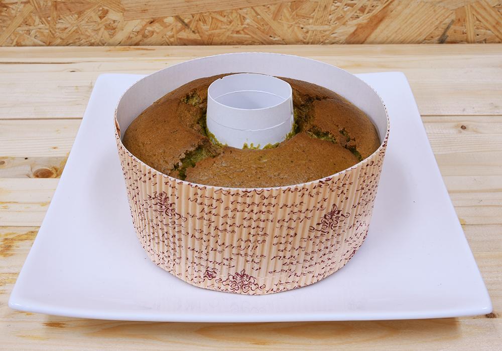 シフォンケーキ抹茶のホール