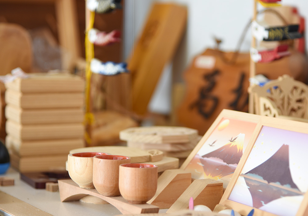 木工品イメージ